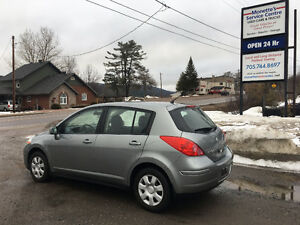 SOLD IT! FUEL EFFICIENT AND ROOMY 2012 NISSAN VERSA! CERTIFIED!!