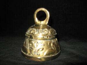 cloche en  bronze très rare