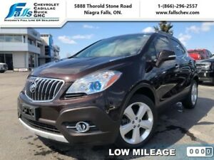 "2015 Buick Encore   18""ALLOYS,REARCAM,BLUETOOTH,LEATHERETTE"