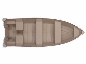 New 16 Ft. Dakota Aluminum 1670 L