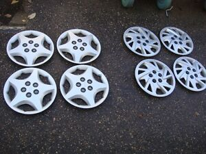 cavalier or sunfire hubcaps, $10 each cap or set for $40