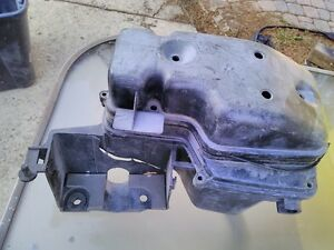 YAMAHA RZ350 1986-1990 AIR BOX COMPLETE
