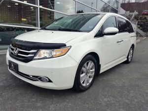 2014 Honda Odyssey Touring Package 200km Warranty!