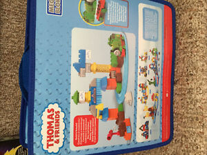 New! Thomas & friends mega Bloks Sodar wash down bag set Kitchener / Waterloo Kitchener Area image 2