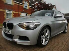 image for 2012 BMW 1 Series 118d M Sport Hatchback Diesel Manual
