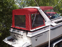 ... AWNINGS - BOAT COVERS.&.REPAIR-canvas work-ATV-skidoo seats