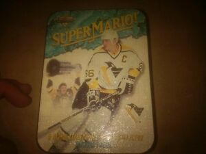 mario lemieux metal collector