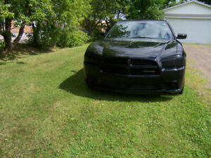 Dodge Charger Blacktop 2013