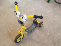 Kids scooter - excellent condition!