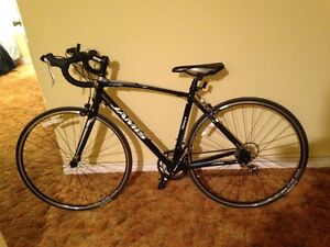 Only used two months nice road bike for sale