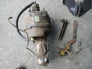 "Ford 7"" dd booster"