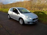 2006 FIAT GRANDE PUNTO 1.2 ACTIVE PETROL, MANUAL, CHEAP TO RUN