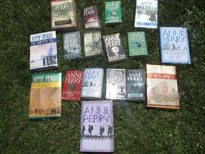 Anne Perry Books Peterborough Peterborough Area image 1