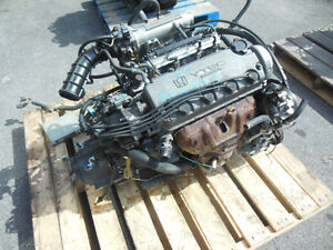 92-95 HONDA CIVIC D15B VTEC MOTEUR D15B SINGLE SELENOID VTEC