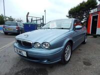 2005 Jaguar X Type 2.0d Classic 4dr [Euro 4] Full service history 4 door Saloon