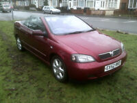 Vauxhall/Opel Astra Convertible MUST LOOK!