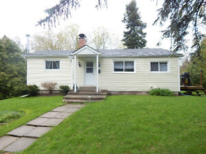 Lovely Bungalow For Sale Walking Distance To Rice Lake