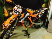 Ktm 350sxf fuel injection