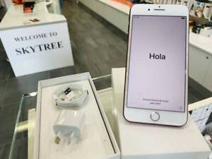 iPhone 7 Plus 128gb RED 3 months warranty tax invoice