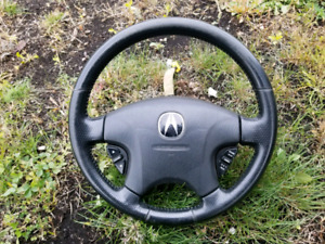acura tl type-s steering wheel with good cable reel