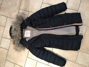 Parka for 9-10 years old girl