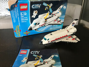 Lego City - Space Shuttle