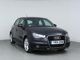 2014 AUDI A1 1.6 TDI S Line Bluetooth GBP1155 Of Extras