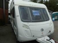 2010 Swift Charisma 535 - 4 Berth Touring Caravan