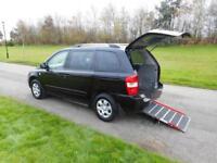2010 60 Kia Sedona 2.2 CRDi WHEELCHAIR ACCESSIBLE ADAPTED VEHICLE WAV CAR