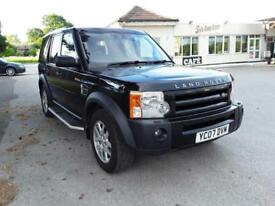 Land Rover Discovery 3 2.7TD V6 2007MY XS