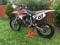 2007 Honda CR85 big wheel for swaps motocross bike 125 250