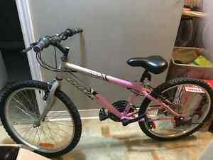 Almost brand new Girls/ women  bike is for sale