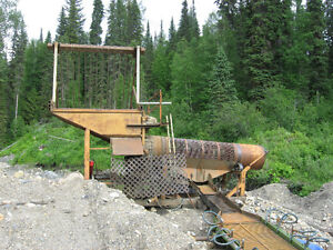Turnkey Placer Gold Operation