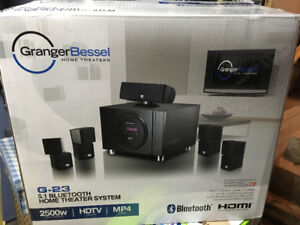 Systeme Cinema Maison - Neuf -  Home Theatre System - New