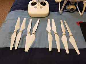 Mint Condition DJI Phantom 4 Drone with 4k camera  Cambridge Kitchener Area image 2