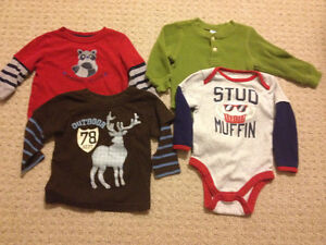 12 Month Boy Fall/Winter Brand Name Clothes London Ontario image 6