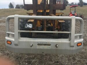HERD HEAVY DUTY ALLUMINUM BUMPER OFF 2008 CHEV