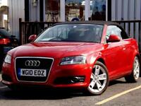 2010 Audi A3 2.0 TDI Sport 2dr [Start Stop] 2 door Convertible
