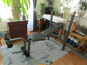 Marcy Weight Bench $70 oBo