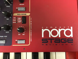 Nord Stage Compact 73-Note Keyboard