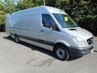 (choice of 2) 2013 Mercedes Sprinter 313 LWB very high spec ....