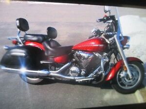 07 YAMAHA V-STAR 1300 TOUR  1 OWNER