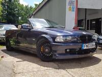 2003 03 BMW Alpina B3 3.4 S CONVERTIBLE AUTO RARE CAR 305 BHP