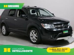 2015 Dodge Journey R/T AWD A/C 7PASSAGERS CUIR BLUETOOTH