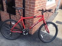 limited edition carrera subway mountain bike (not trek giant specialised)