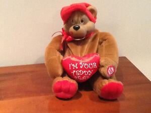Elvis Teddy Bear