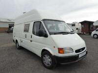Ford Transit Hi-Cube 2 berth end kitchen hi top campervan for sale ref 16075