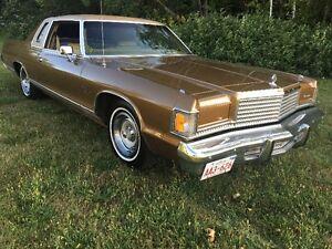 1977 Dodge Royal Monaco - Selling 10% Below Appraised Value