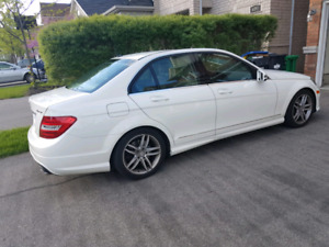 2012 Mercedes-Benz C-250  4Matic 4 door, Mississauga