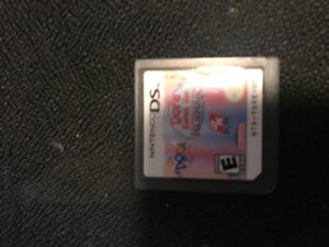 Nintendo DS Dora saves the mermaids game without case